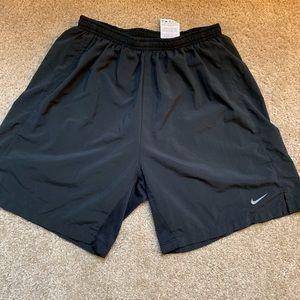 Men's Nike thick shorts medium